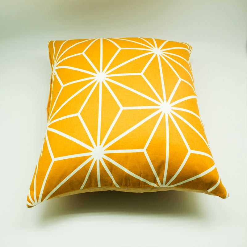 Cushion Covers - Mosaic Dark Yellow