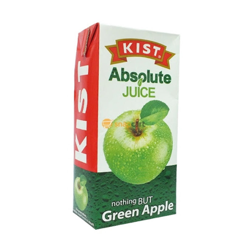 Kist Green Apple Juice Tetra 1l