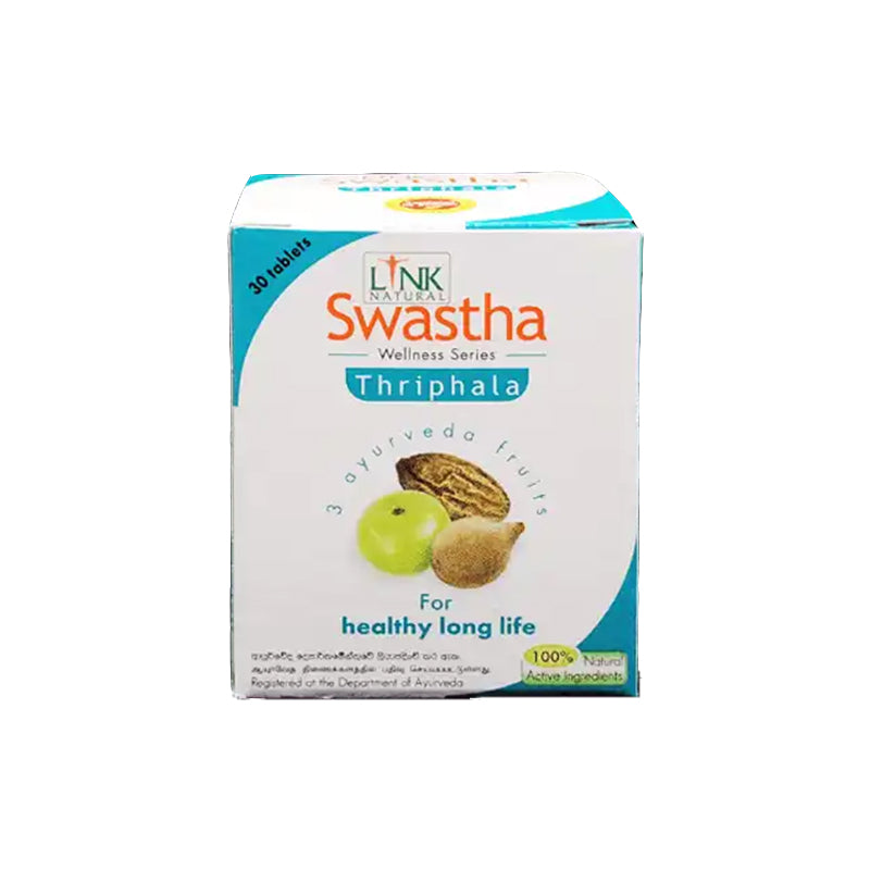 Swastha Thriphala (30 Tablets)