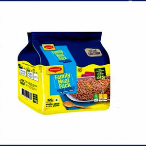 Maggi Family Meal Pack Instant Noodles 320g
