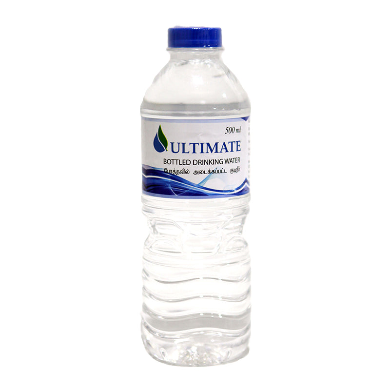 Ultimate Bottled Drinking Water 500ml
