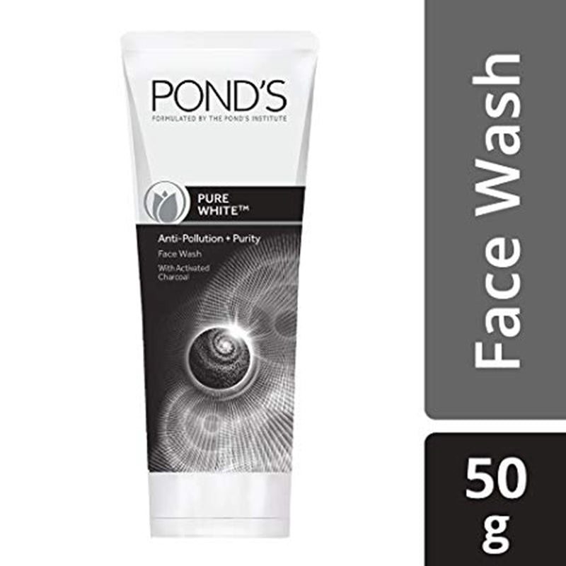 Ponds Pure White Face Wash 50g