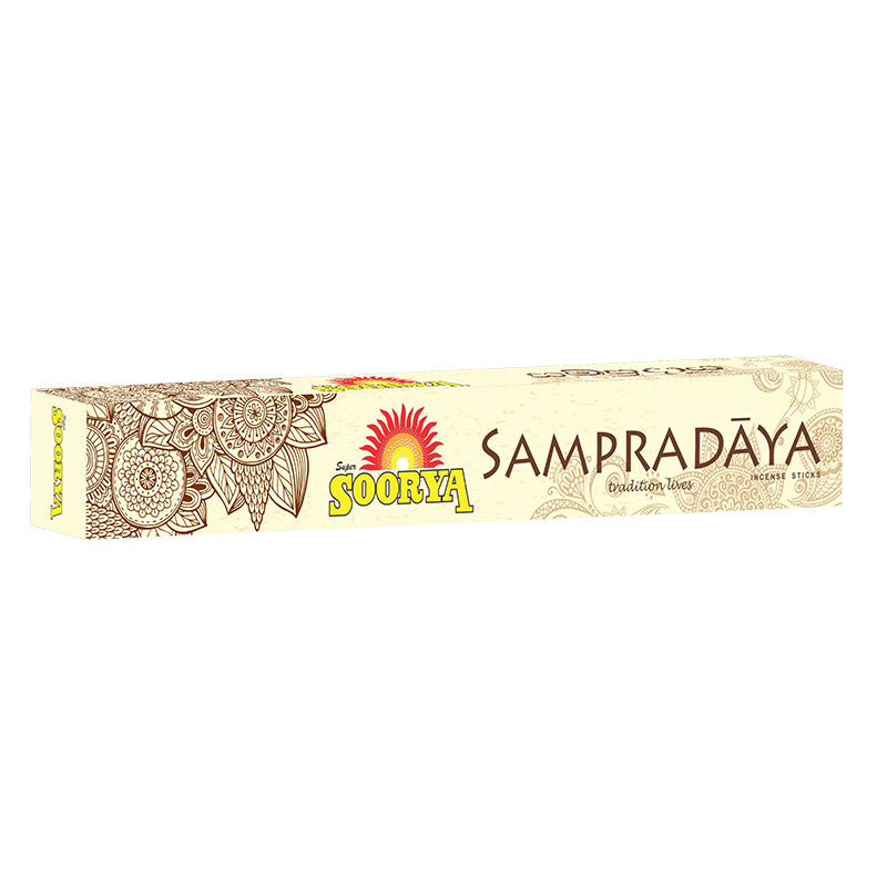 Soorya Sampradaya Incense Sticks (20 Sticks)