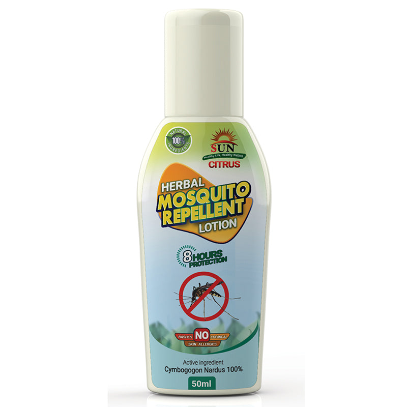 Herbal Mosquito Repellent Lotion 50ml