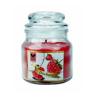 Scented Jar Candle - Dewberry