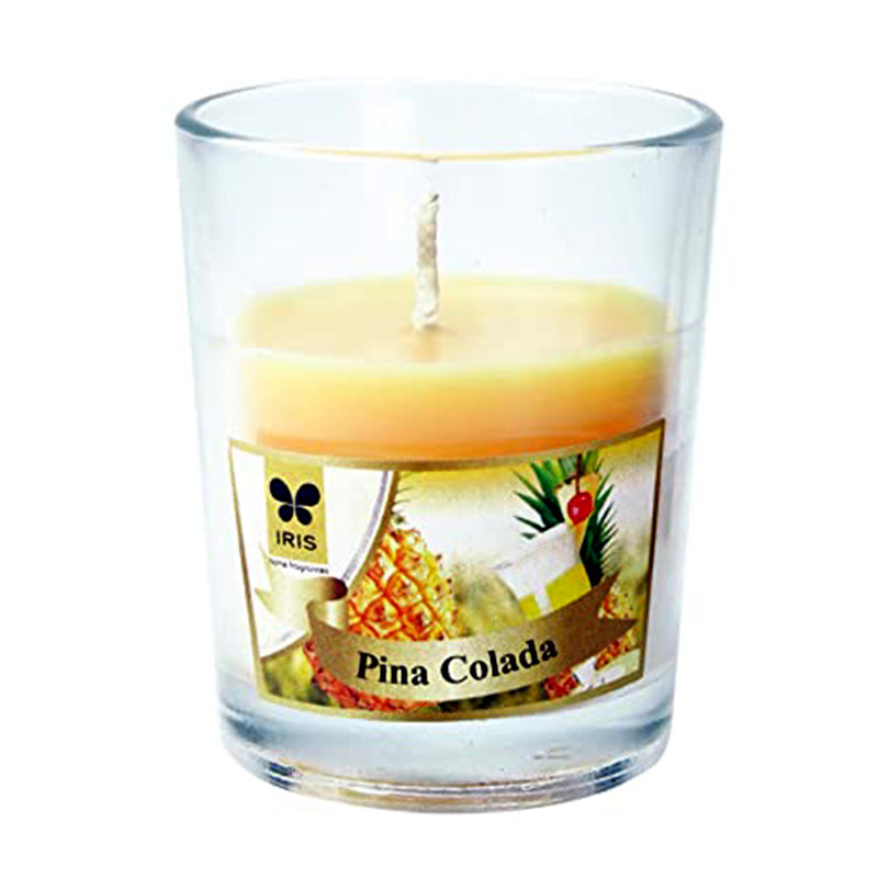 Scented Votive Candle - Pina Colada