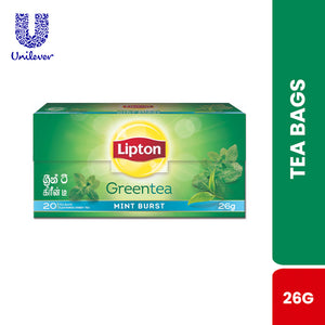 Lipton Green Tea Mint (Tea Bags)