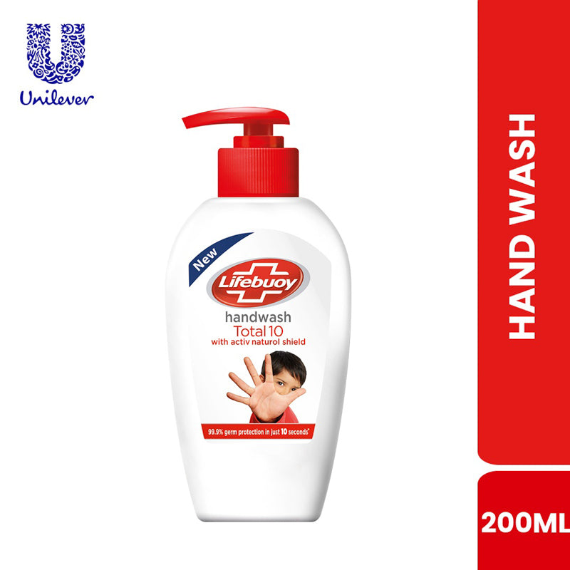Lifebuoy Handwash Total 200ml
