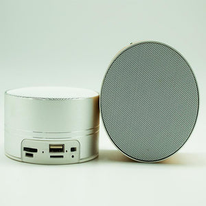 Bluetooth Speaker (Gold Colour)