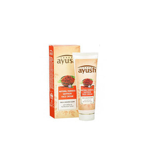 Ayush Saffron Face Cream 50g