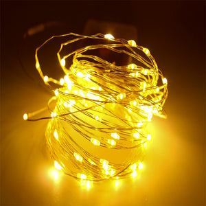 Fairy Lights LED - 10M (Battery Operated)