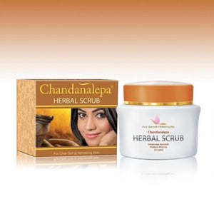 Chandanalepa Herbal Scrub 20g