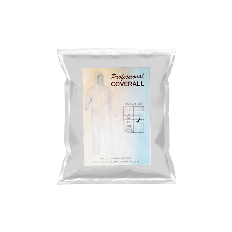 Professional Coverall XL- White