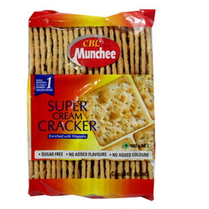 Munchee Super Cream Cracker 490g