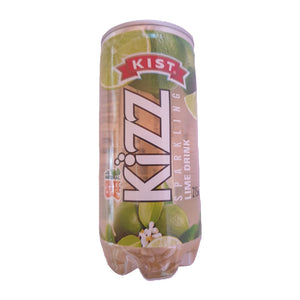 Kist Lime Sparkling Drink 215ml