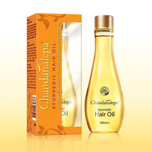 Chandanalepa Ayurvedic Hair Oil 100ml