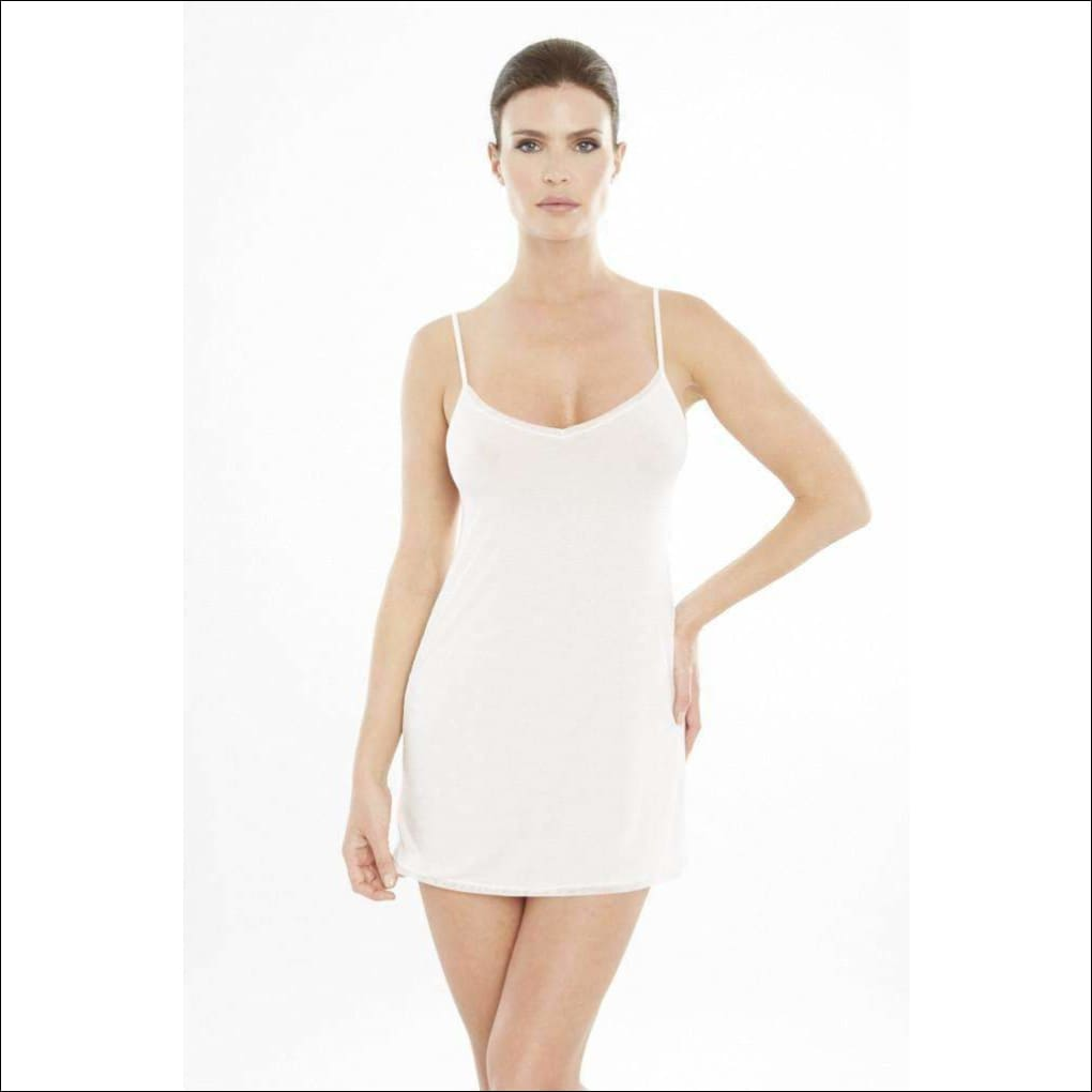 Addiction Douceur Camisole Dress - White / Xs - One Piece Lingerie Theory Lingerietheory.com