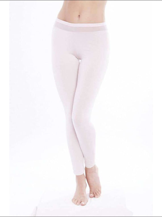 Addiction Douceur Leggings For Women - Blush / Xs - Bottom Lingerie Theory Lingerietheory.com