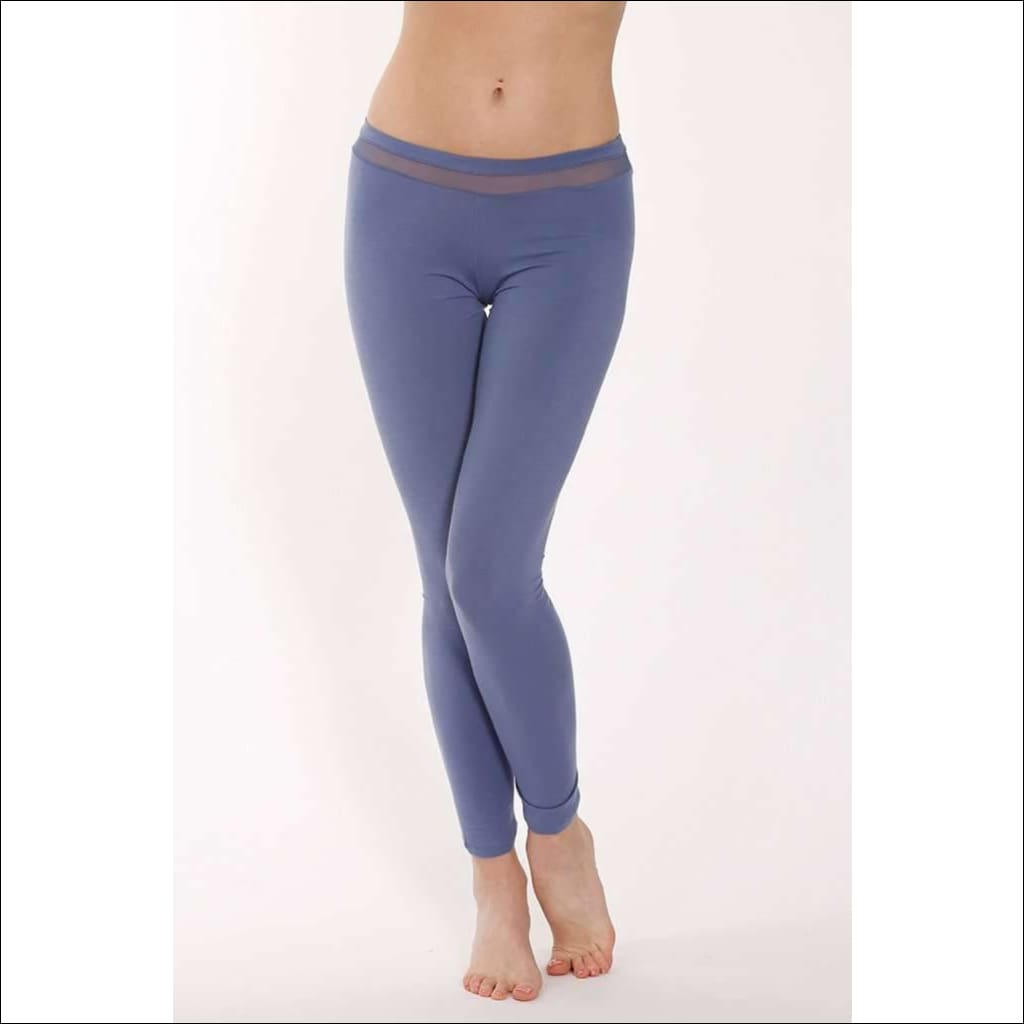 Addiction Douceur Leggings For Women - Periwinkle / S - Bottom Lingerie Theory Lingerietheory.com