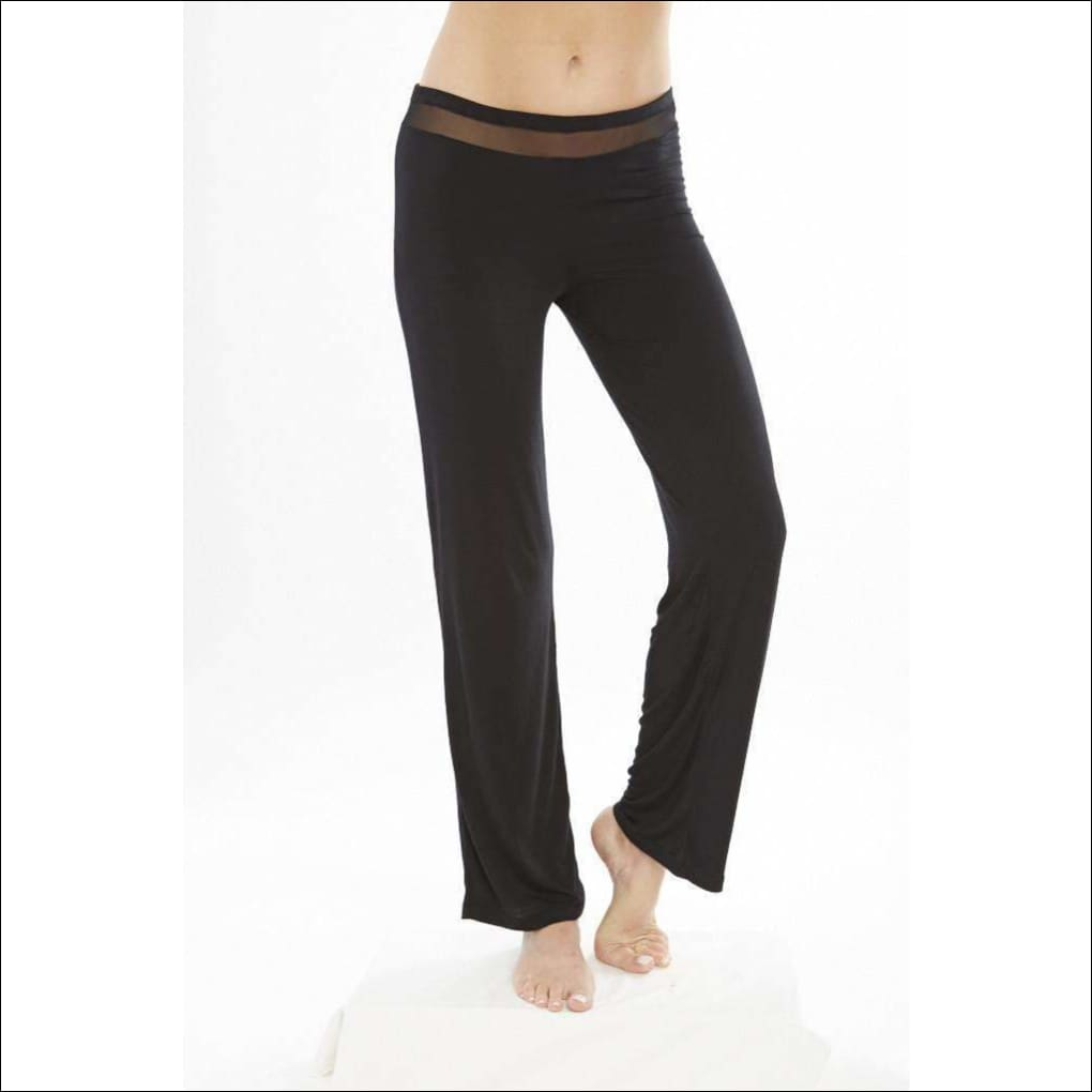 Addiction Douceur Pants - Black / Xs - Bottom Lingerie Theory Lingerietheory.com
