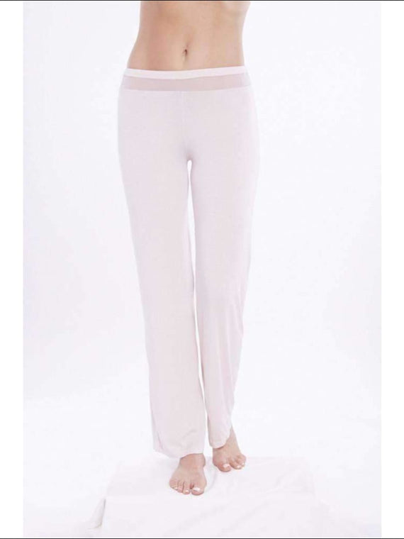 Addiction Douceur Pants - Blush / Xs - Bottom Lingerie Theory Lingerietheory.com