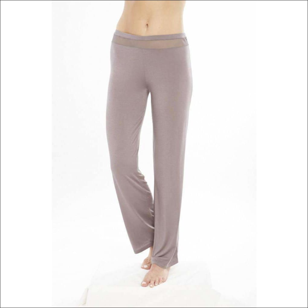 Addiction Douceur Pants - Taupe / Xs - Bottom Lingerie Theory Lingerietheory.com