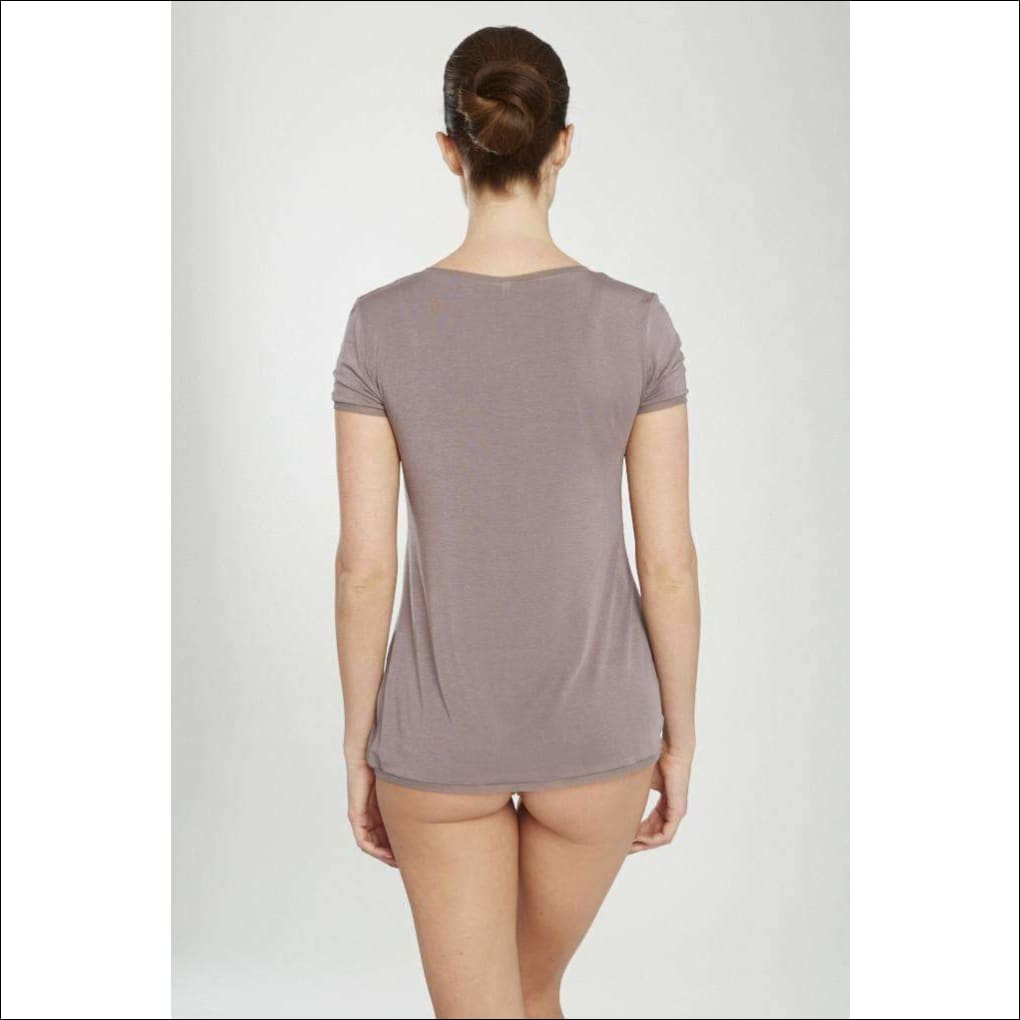 Addiction Douceur Tee Shirt - Top Lingerie Theory Lingerietheory.com