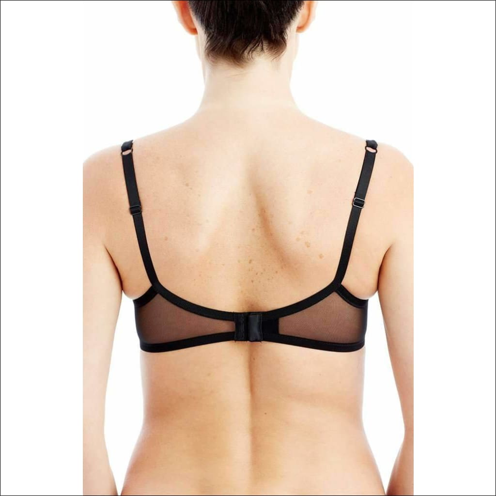 Addiction Nouvelle Lingerie - Basic Collection - Push Up Bra - Bra Lingerie Theory Lingerietheory.com