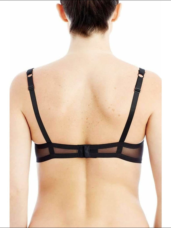 Addiction Nouvelle Lingerie -Basic Collection - Push Up Contour Bra - Bra Lingerie Theory Lingerietheory.com
