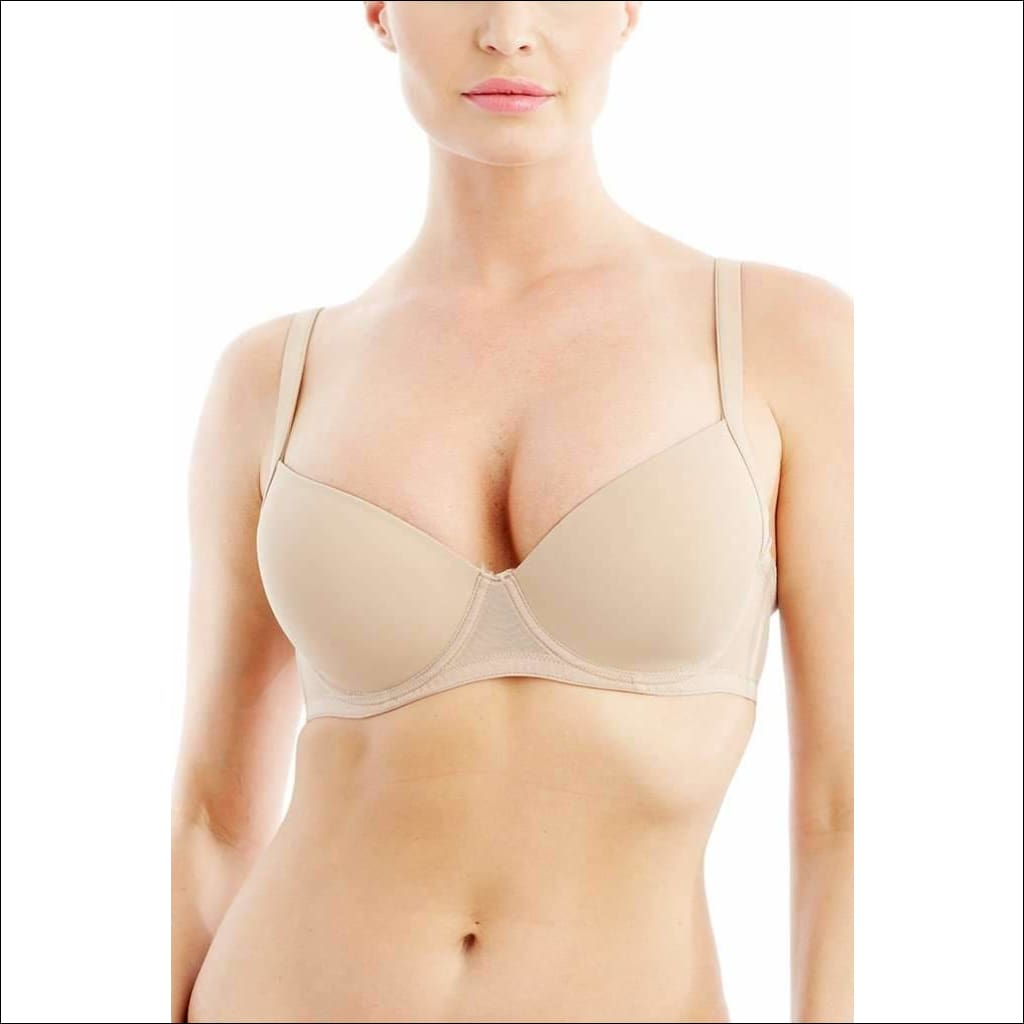 Addiction Nouvelle Lingerie -Basic Collection - Push Up Contour Bra - Nude / 30B - Bra Lingerie Theory Lingerietheory.com