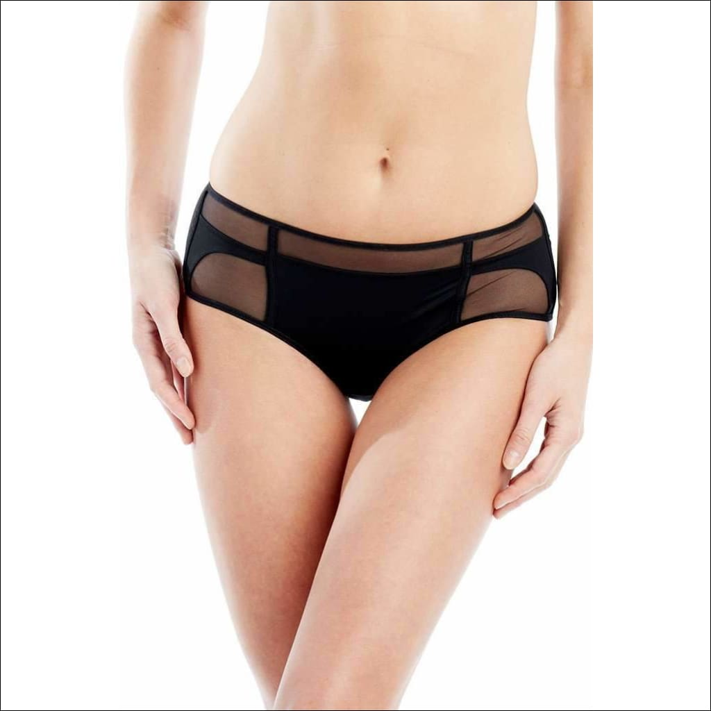 Addiction Nouvelle Lingerie - Basic Collection - Shorty - Black / Xs - Panty Lingerie Theory Lingerietheory.com