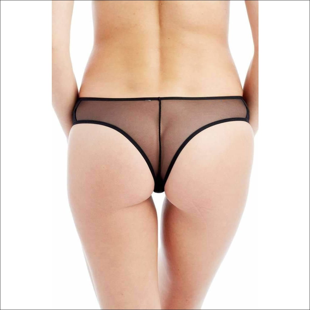 Addiction Nouvelle Lingerie - Basic Collection - Tanga - Panty Lingerie Theory Lingerietheory.com