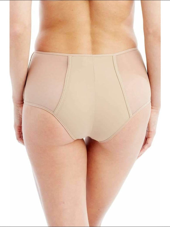 Addiction Nouvelle Lingerie Collection Basic High Waisted Panty - Panty Lingerie Theory Lingerietheory.com