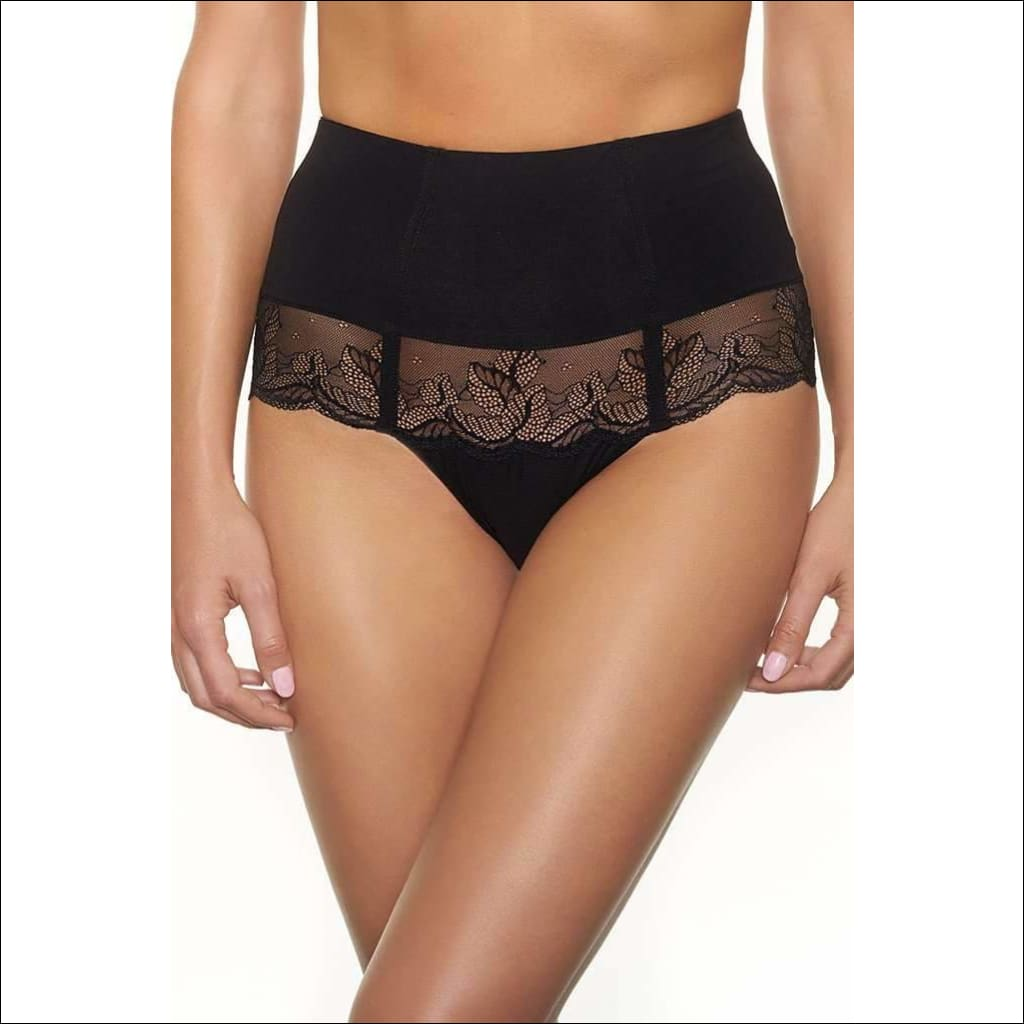 Collection After Dark Highwaist - Black / S - Bottom Lingerie Theory Lingerietheory.com