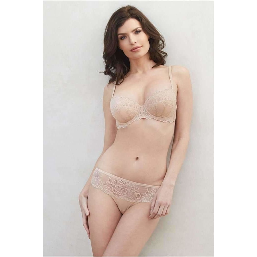 Collection Confidente Padded Bra - Bra Lingerie Theory Lingerietheory.com