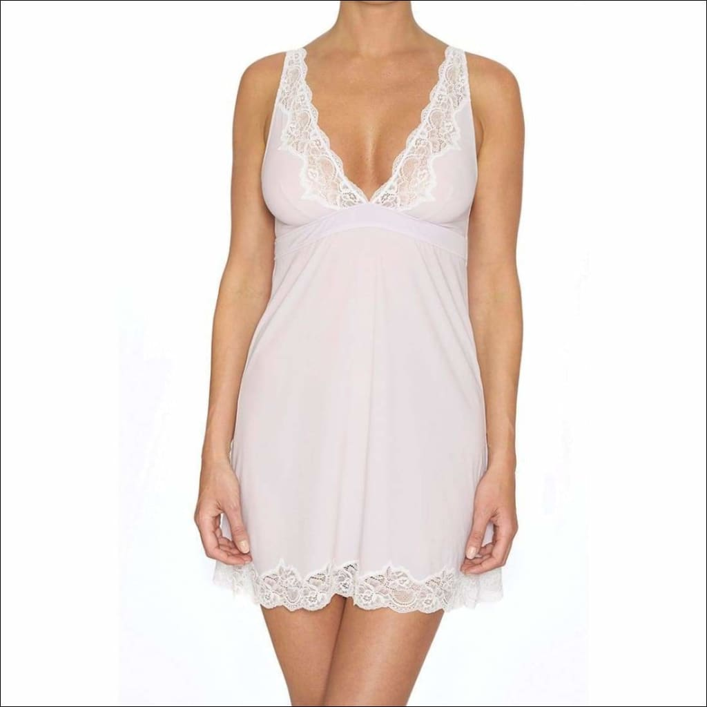 Collection Cotton Candy Babydoll - Lilac / Xs - Babydoll Lingerie Theory Lingerietheory.com