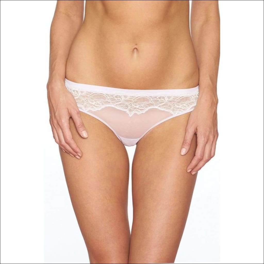 Collection Cotton Candy Thong - Lilac / Xs - Bottom Lingerie Theory Lingerietheory.com