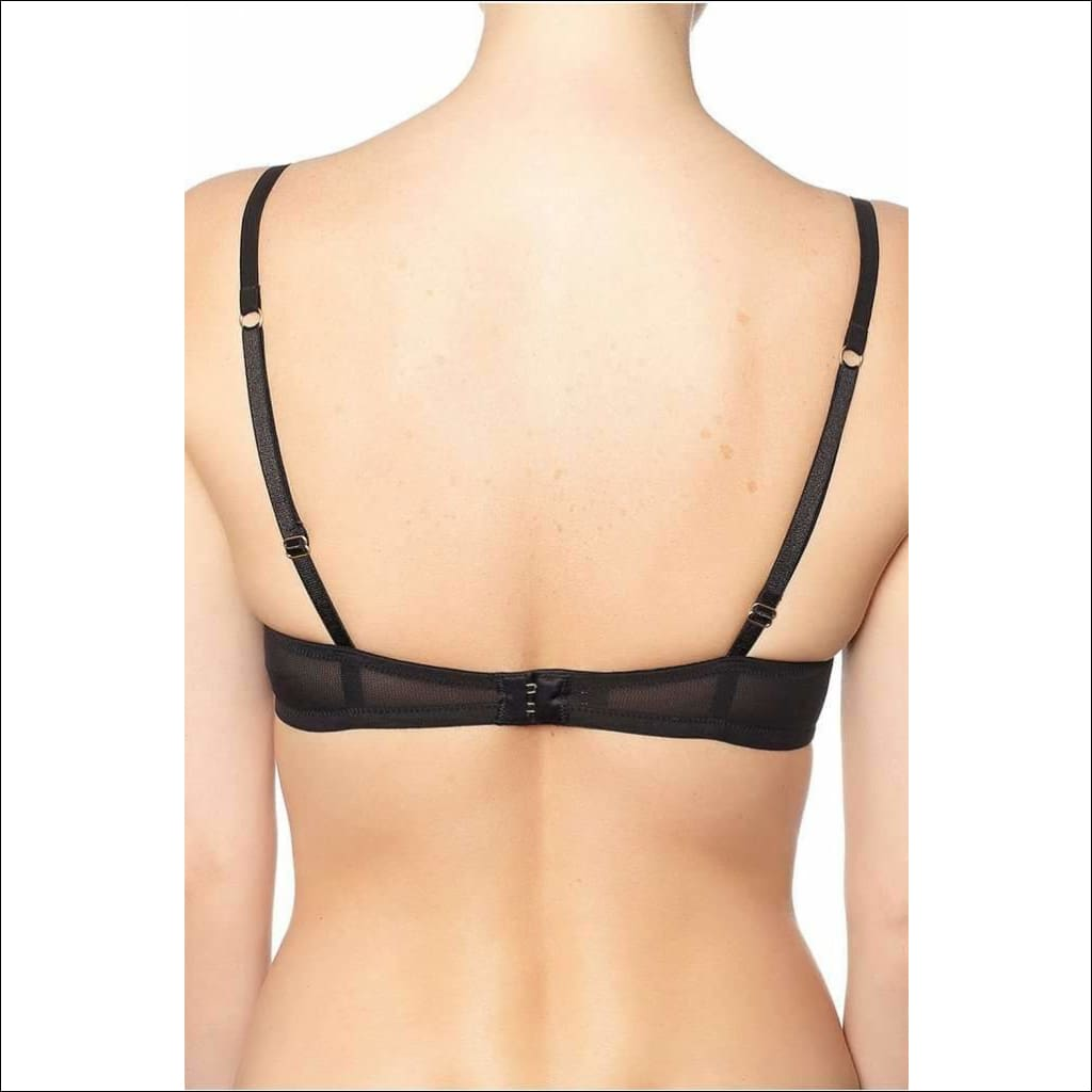 Collection Flock Padded Bra - Bra Lingerie Theory Lingerietheory.com