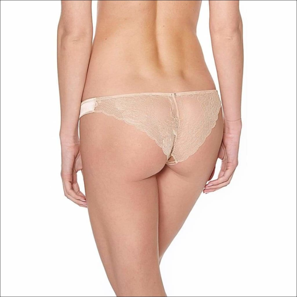 Collection Gone With The Wind - Brazilian Panty - Bottom Lingerie Theory Lingerietheory.com