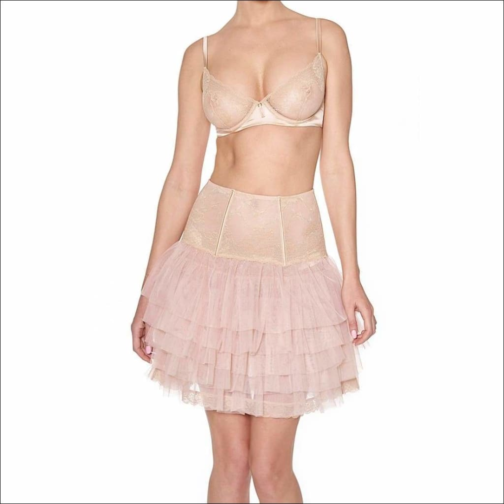Collection Gone With The Wind - Tutu - Beige / S - Bottom Lingerie Theory Lingerietheory.com
