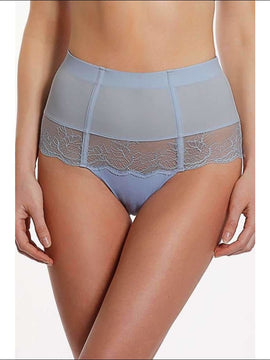 Collection Mademoiselle Highwaist - Blue Sky / S - Bottom Lingerie Theory Lingerietheory.com