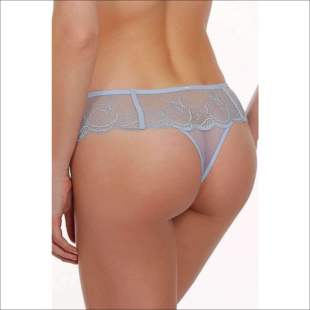 Collection Mademoiselle Tanga - Bottom Lingerie Theory Lingerietheory.com