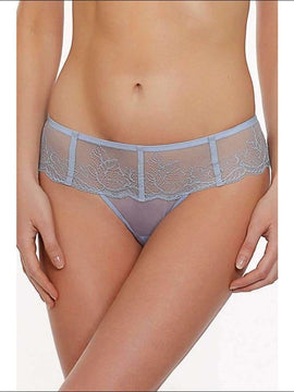 Collection Mademoiselle Tanga - Blue Sky / S - Bottom Lingerie Theory Lingerietheory.com
