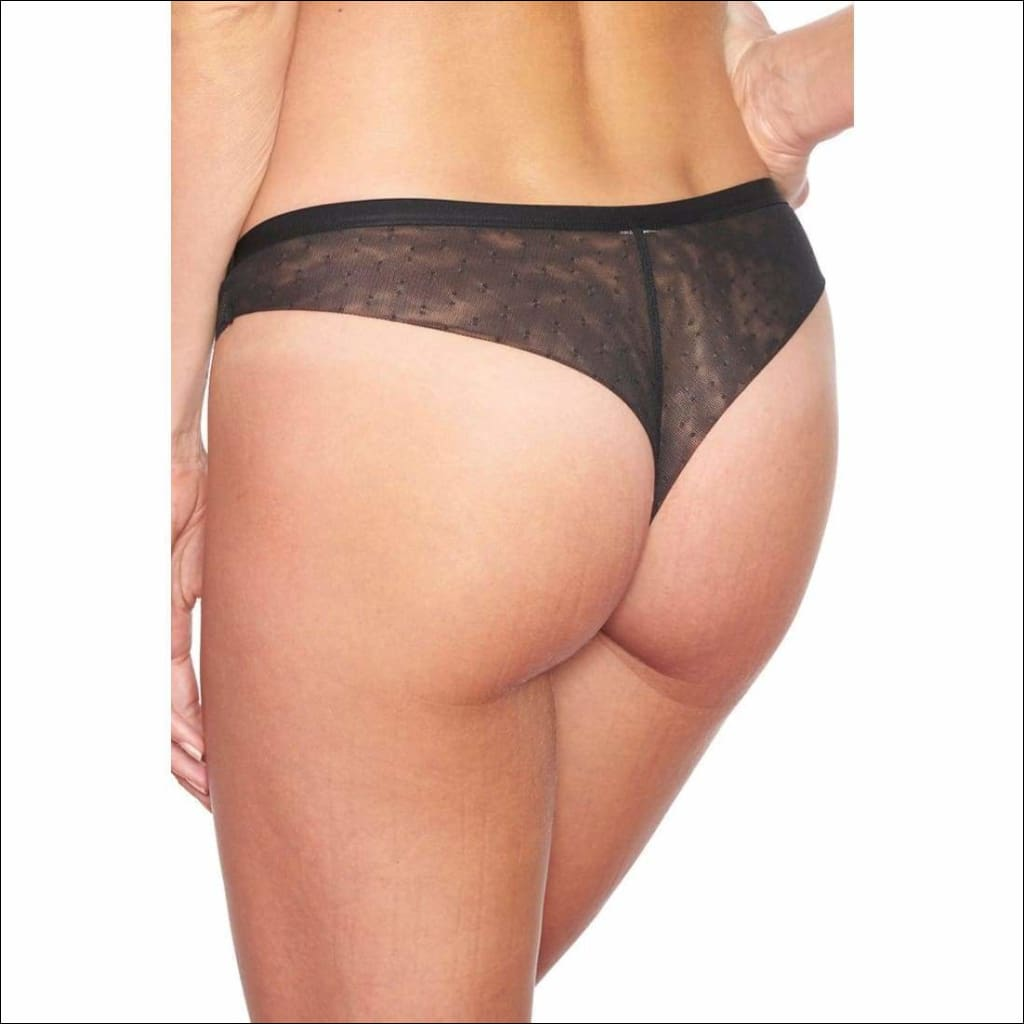 Collection Pop Rocks Tanga - Bottom Lingerie Theory Lingerietheory.com