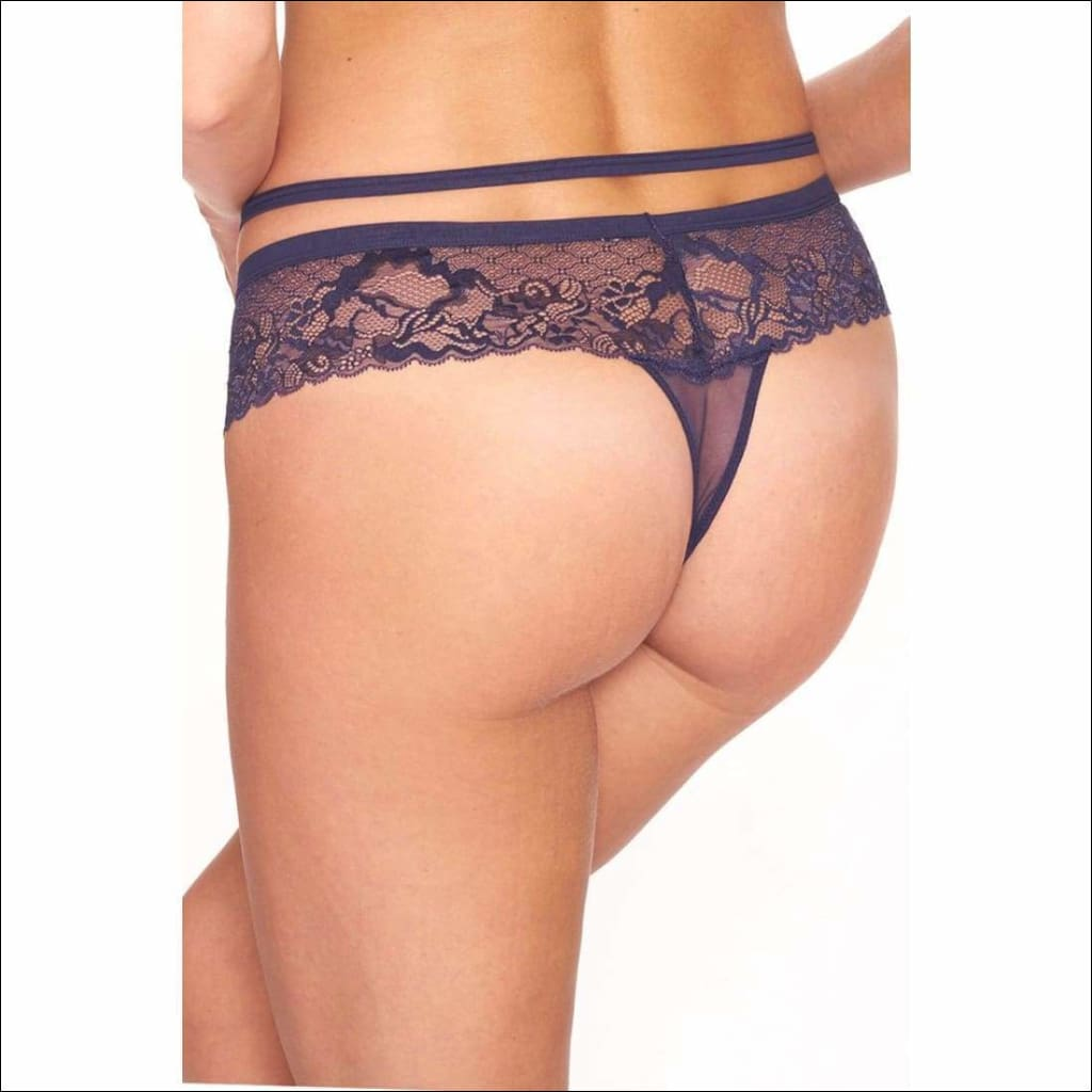 Collection Rocky Candy Tanga - Bottom Lingerie Theory Lingerietheory.com
