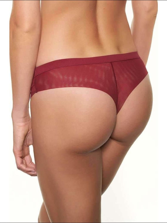 Collection Sangria Tanga - Bottom Lingerie Theory Lingerietheory.com