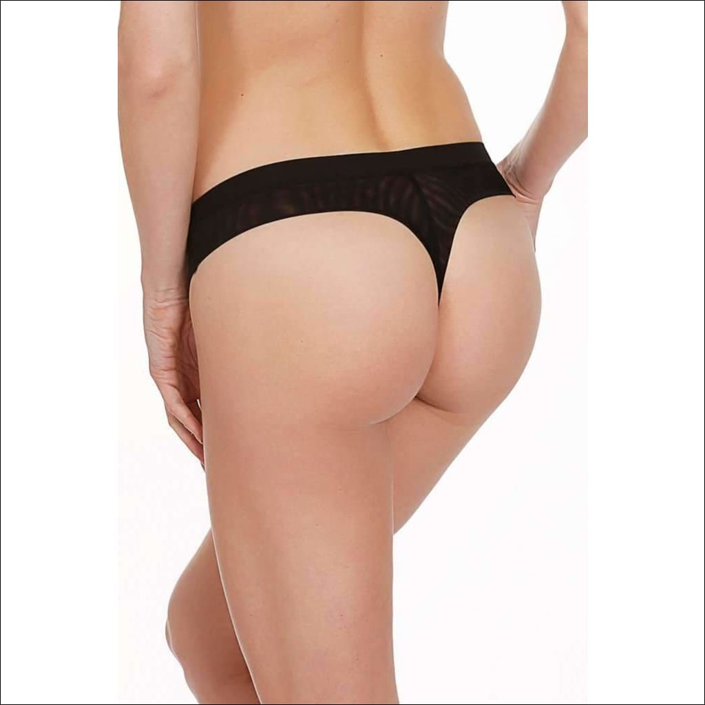 Collection Seductrice Thong - Bottom Lingerie Theory Lingerietheory.com