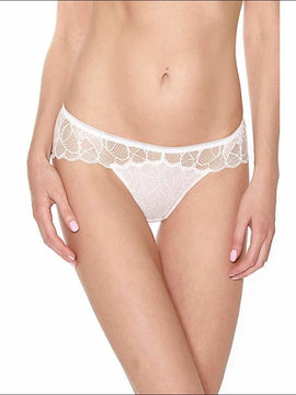 Collection Steel Magnolias - Bikini - White / S - Bottom Lingerie Theory Lingerietheory.com