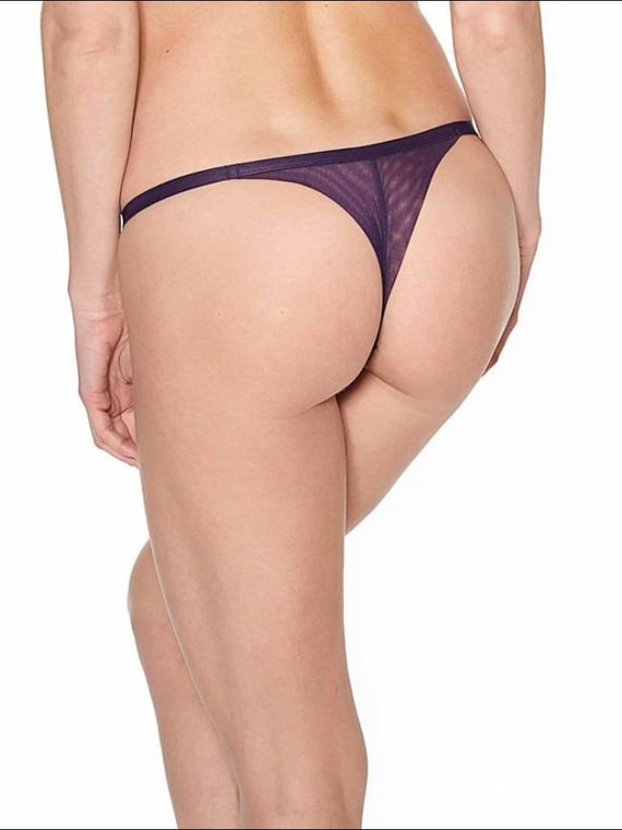 Collection Swing Time - Thong - Bottom Lingerie Theory Lingerietheory.com