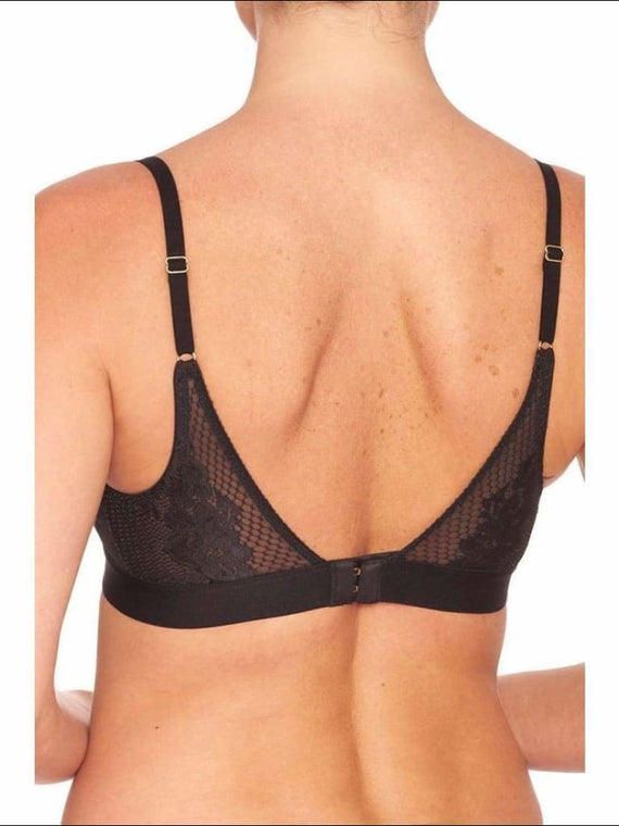 Collection Tootsie Roll Triangle Bra - Bra Lingerie Theory Lingerietheory.com
